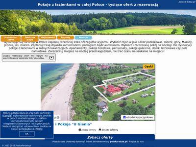 Polska-baza.pl - noclegi w Polsce
