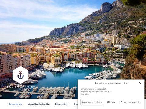 Polishcharteragency.pl - czarter jachtów