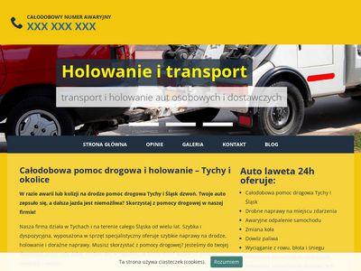 Darkam pomoc drogowa Dariusz Matusik