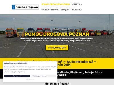 Pomoc-drogowa-poznan.supermechanik.pl laweta