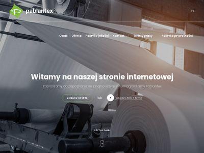 Pabiantex.com.pl - tkaniny szklane