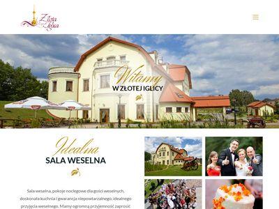 Restauracja Złota Iglica Racibórz
