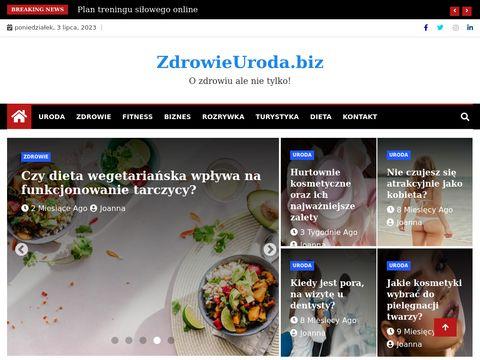 Portal informacyjny zdrowieuroda.biz