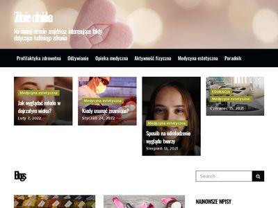 Zdrowie-czlowieka.pl - fakty o ludzkim zdrowiu