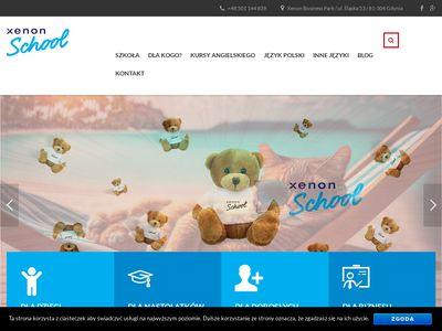 Szkoła językowa Xenon School