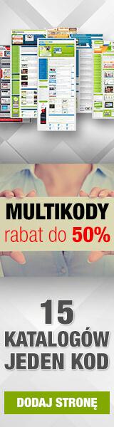 Multikody - oszczędzaj nawet do 50%!